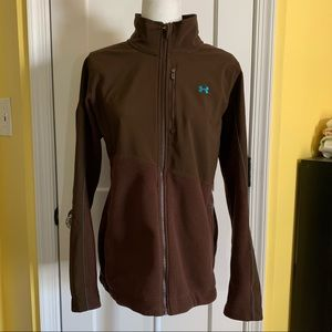 Under Armour fleece jacket size Large